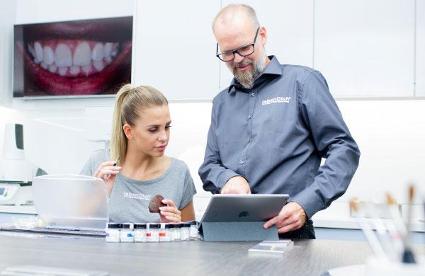 Dentalstudio mit guten Argumenten - LebenDich Dentalstudio GmbH