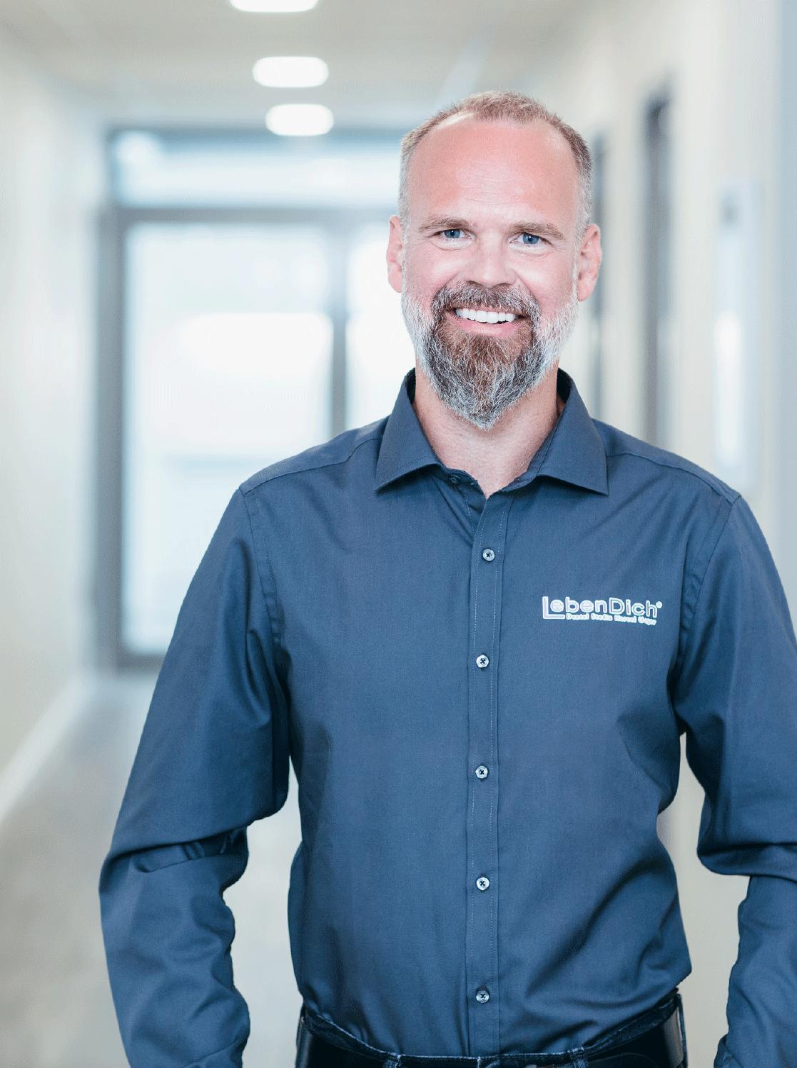 Unterstützen - Marcel Unger - LebenDich Dentalstudio GmbH